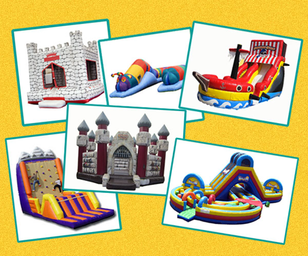 Bounce Houses and Inflatables | Life Of The Party