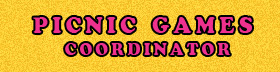 Picnic Games Coordinator | Life of the Party Online