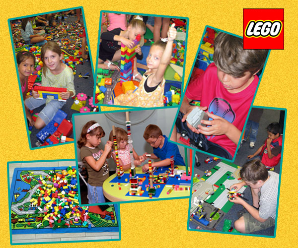 Lego Parties | Life Of The Party