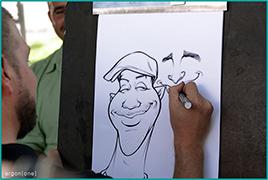 caricature-artist