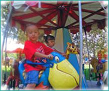 Circus Animal Carousel