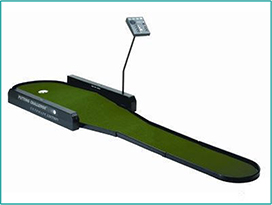 Electronic Putting Challenge