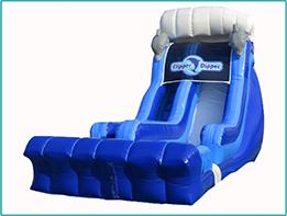 Flipper Dipper Water Ride