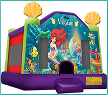 Little Mermaids Bounce House