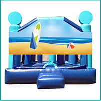 Surf Bounce House